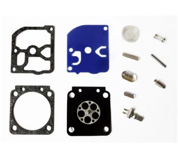 Zama RB-66 Carburettor Carb Repair Kit, Diaphragm, Gasket, Needle, Lever, Spring, Pin, Set, Part, RB66